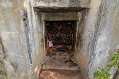 "Avoor Rock-Cut Cave Temple- Keelpennathur Taluk , Tiruvannamalai District. (Kalai ""N"" Koyil) Tags: nikon d 5200 tokina 1116mm 2016 kalainkoyil avoor keelpennathur taluk tiruvannamalai district rockcut cavetemple tamilnadu southindiantemple architecture"
