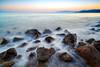 Crimea seascape (czdistagon.com) Tags: sea wave stone dusk scenic exposure water coast crimea landscape russia distagont2821 longexposure long seascape czdistagoncom distagon matveevaleksandr czdistagon aleksandrmatveev