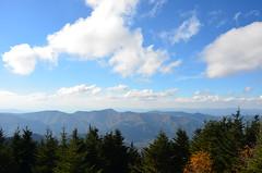 Atop the Appalachians (NPS Aficionado) Tags: blueridgeparkway fall clouds mountains
