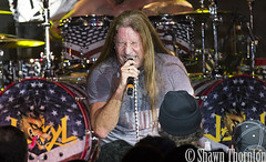 Jackyl- The Machine Shop - Flint, MI - 12/02/16