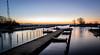 Marina Martinshafen (4ndyam0) Tags: marinamartinshafen sagard rügen germany sea shore landscape seascape sundown orange theorangeway sunset sunsetcolours nikond3100 18mm longexposure