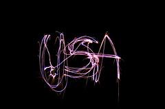 USA (DancingTerrapin) Tags: longexposure light usa america memorial long exposure day united unitedstatesofamerica letters s sparklers u states memorialday 2014 a of