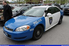 chevrolet memorial university peace cleveland reserve police case parade western cwru caprice officers 2014