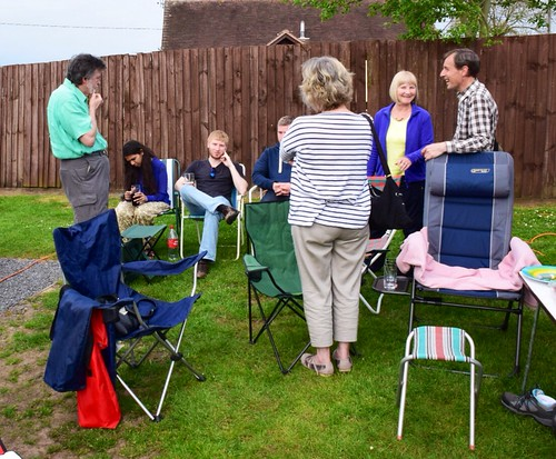 Selection of photos from Hope Weekend at Halfway House.