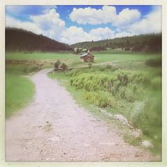 Chapel Valley Mountains Mora New Mexico Dirt Road Church Meadow Horse IMG_9683 (David Kozlowski) Tags: road new horse usa mountains southwest church mexico desert meadow chapel dirt valley mora