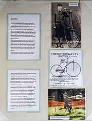 Cogs exhibition 7 - Bicycles