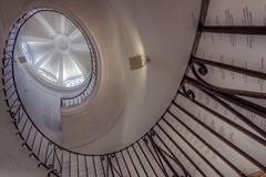Genova palazzo ducale stairs 2013-08-16 114421 (AnZanov) Tags: stairs spiral stair genova scala palazzo hdr ducale chiocciola