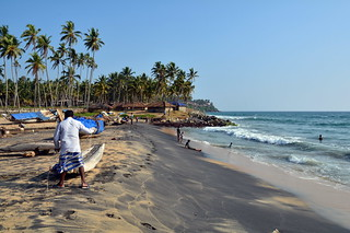 India - Kerala - Varkala - Beach - 31