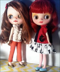 Blythe-a-Day June 2014#21: Summer Solstice: Fun in the Summertime