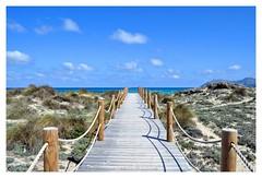 The miracles are waiting for you. Take the first step... (Estela027) Tags: sea sky inspiration beach nature beautiful mar mediterranean miracles mallorca beautifulview majorca balearicislands majorka beautifulphotography nikond5000 estela027 photosfrommallorcabyestela027
