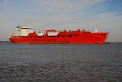 Bow Sirius (larry_antwerp) Tags: netherlands ship vessel schelde tanker schip rilland odfjell bowsirius 9215294