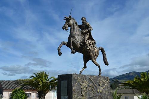 Bolivar (MO) United States  city photo : Monumento al Libertador Simón Bolívar. by Marcelo Jaramillo Cisneros