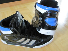 IMG_5905 (trashedsneaks) Tags: court hard sneakers used worn sneaker adidas trashed hardcourt