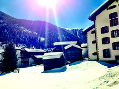 The beautiful village of Zermatt, my favourite winter destination!