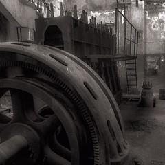 Old abandoned equipment,Piraeus GR