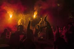 Aquelarre de brujas. (loredaf) Tags: party de noche fiesta arte valle cover satan diablo fotografia artistica mago which mage negra brujas nigth magia pirineo sallent tena gallego leyenda blackmagic leyend aquelarre brujos btrujeria