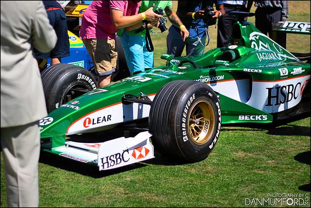 2000 Jaguar R1
