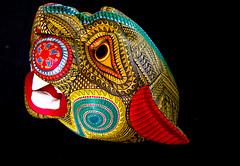 JAGUAR (just.g) Tags: de mexico san escultura manuel oaxaca jaguar antonio alebrije jimenez arrrazola