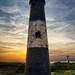 Spurn Head Lighthouse (HDR) - Alternative shot.