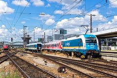 alex 183 003 (BackOnTrack Studios) Tags: alex electric munich münchen central siemens hauptbahnhof locomotive taurus 003 u4 183 eurosprinter es64
