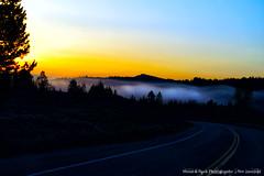 DAWN BREAKS (Aspenbreeze) Tags: morning sky mist misty fog sunrise river dawn am foggy earlymorning wyoming madisonriver aspenbreeze moonandbackphotography bevzuerlein moonandbackphotos moonandbackphotosa