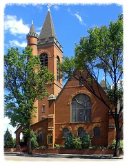 Baptist Church 1890 (inferno55) Tags: 2009 church