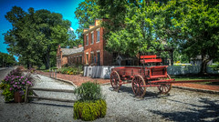 Gunsmith Shop, Nauvoo, IL (Bob G. Bell) Tags: illinois mormonhistory nauvoo mormon josephsmith lds
