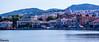 Mytilene under the Aegean light