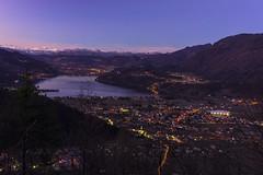 DSC09297 (Luca Marchesoni) Tags: sunset panorama landscape lago tramonto sony alpha dolomiti brenta gruppodelbrenta dolomiten nex tenna pergine caldonazzo lagodicaldonazzo calceranica panarotta