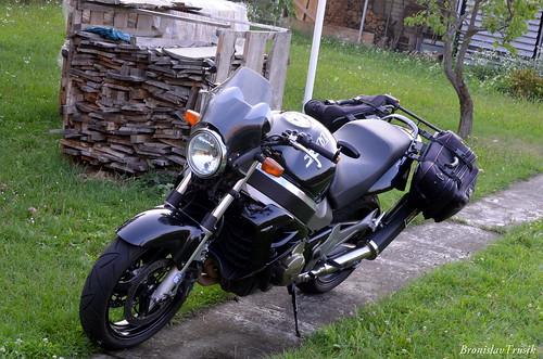 My little baby Honda X-11