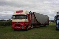 Dean Stirling Foden (Ayrshire LAD) Tags: fairground fair lorry moor funfair irvine marymass