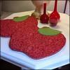 AppLe (DoNa BoRbOlEtA. pAtCh) Tags: apple handmade cozinha maçãs jogoamericano quiltlivre donaborboletapatchwork denyfonseca
