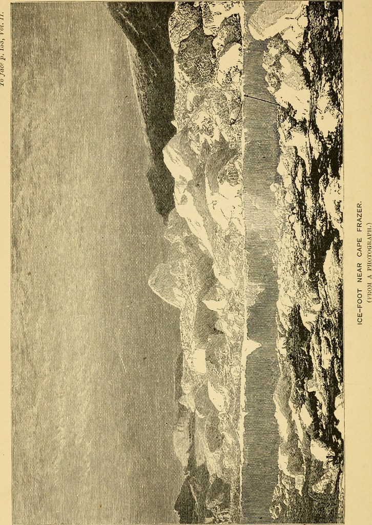 "Image from page 183 of ""Narrative of a voyage to the Polar Sea during 1875-6 in H.M. ships"