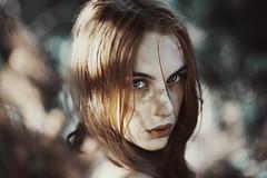 (Alessio Albi) Tags: light portrait woman nature colors girl beauty face erica frau albi alessio vitulano