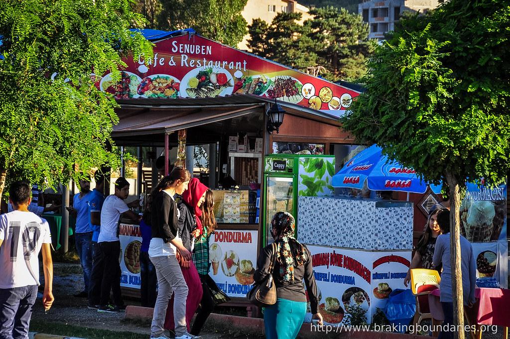Best Ice Cream in Tatvan