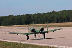 First in Flight RC Jet Rally 2014 - A-10 Thunderbolt II (John. Romero) Tags: radio plane canon airplane photography fly flying photo nc airport control aircraft aviation air rally flight jet first hobby airshow planes carolina wilson remote tamron rc flyin