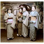 KIMONO DAYS in OLD 19th CENTURY JAPAN thumbnail