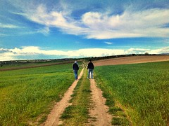 Walking into XP (radical239) Tags: nature landscape greece thessaloniki