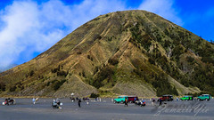 Mount Batok Indonesia (iamyie) Tags: indonesia mountbatok bromo