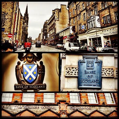 Edinburgh in short