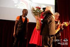Fierté Afro 2014 : Gala des 10 ans d'Arc-en-ciel d'Afrique