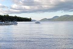 Lake George (christing-O-) Tags: vacation lake adirondacks lakegeorge silence serenity
