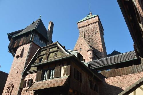 Le château du Haut-Koenigsbourg.26