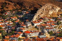 Watching the town (s_gulfidan) Tags: houses mountain rural 100club beypazar 300faves