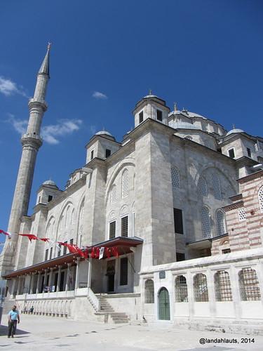 Fatih Mosque, Fatih Camii