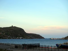 Harbor and Signal Hill from Job's Cove, St. John's, Newfoundland (Paul McClure DC) Tags: canada newfoundland scenery stjohns historic july2014