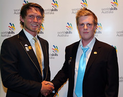 Melbourne and Vic Country Jacket Presentation