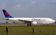 TC-ONT (GH@BHD) Tags: aircraft aviation airbus dub airliner a300 onurair dublininternationalairport tcont