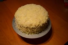 Ellen's Coconut Cake (jjldickinson) Tags: food cooking cake dessert coconut longbeach wrigley gateau nikond3300 promaster52mmdigitalhdprotectionfilter 100d3300 nikon1855mmf3556gvriiafsdxnikkor