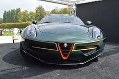 2014_09_Concours_Chantilly_Alfa_Roemo_Disco_Volante_1 (Daawheel) Tags: car vintage alfa romeo concours alfaromeo chantilly elegance